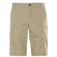 Lundhags Nybo - Pantalones cortos Hombre - beige